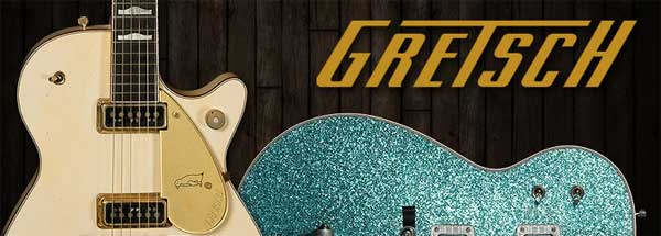 Guitarras Gretsch, White Falcon, guitarras semicaja