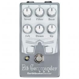 EarthQuaker Devices Bit Commander V2 - Sintetizador guitarra analógico