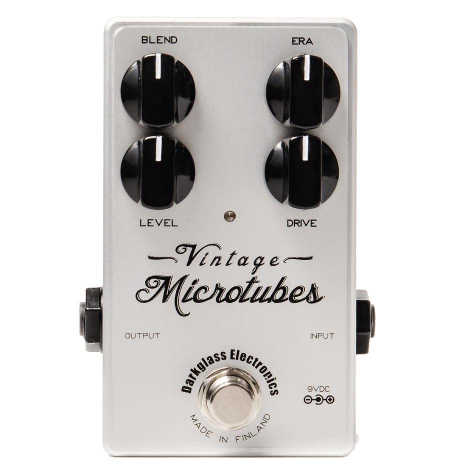 Darkglass Electronics Microtubes Vintage - Pedal overdrive bajo