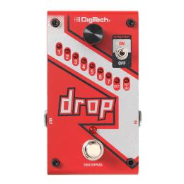 Digitech Drop - Pedal guitarra eléctrica pitch shifter