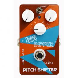 Caline CP-36 Big Dipper - Pedal pitch shifter guitarra
