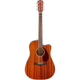 Guitarra acústica dreadnought Fender CD-140SCE All Mahogany