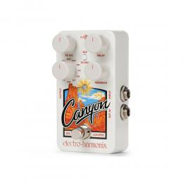 Electro Harmonix Canyon - Pedal guitarra delay looper