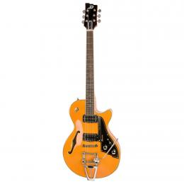 Duesenberg Starplayer TV Classic Honey - Guitarra semi hollow