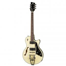 Duesenberg Starplayer TV Creamy Pearl - Guitarra semi hollow