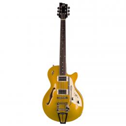 Duesenberg Starplayer TV Gold Top  - Guitarra eléctrica semi hollow