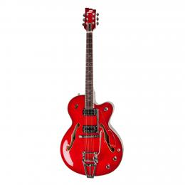 Duesenberg Imperial Red Burst - Guitarra eléctrica jazz