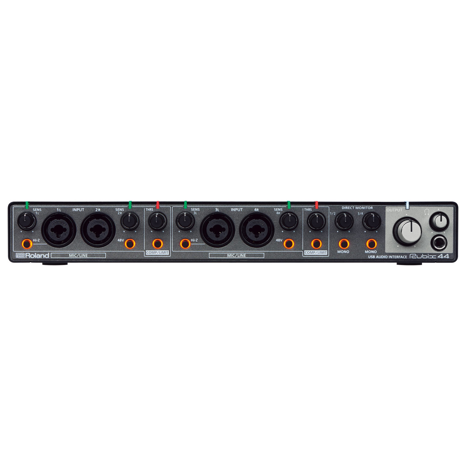 Roland Rubix44 - Interface audio USB, Mac, iPad