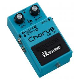 Boss CE-2W Chorus - Pedal analógico Waza Craft