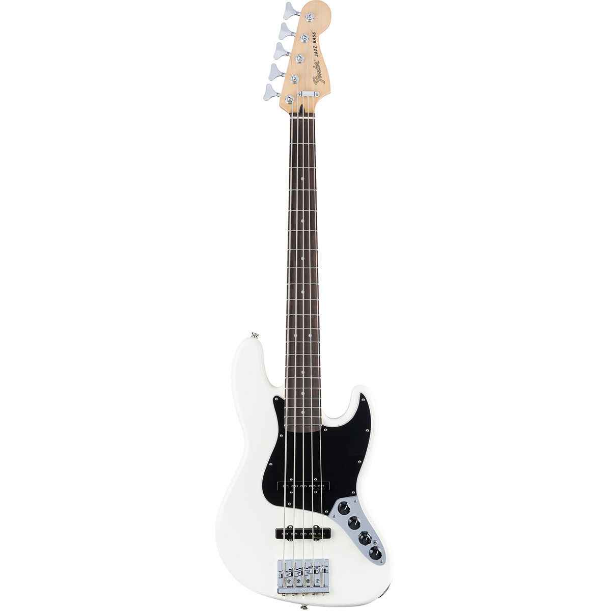 Fender Deluxe Active Jazz Bass V PF OW - Bajo eléctrico