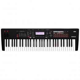 Korg Kross2 61 Matte Black - Teclado workstation