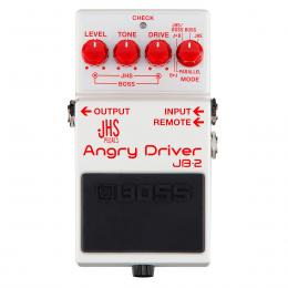 Boss JB-02 Angry Driver - Pedal overdrive