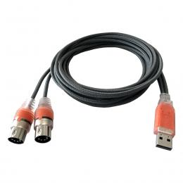 ESI Midimate eX - Interface Midi USB Cable