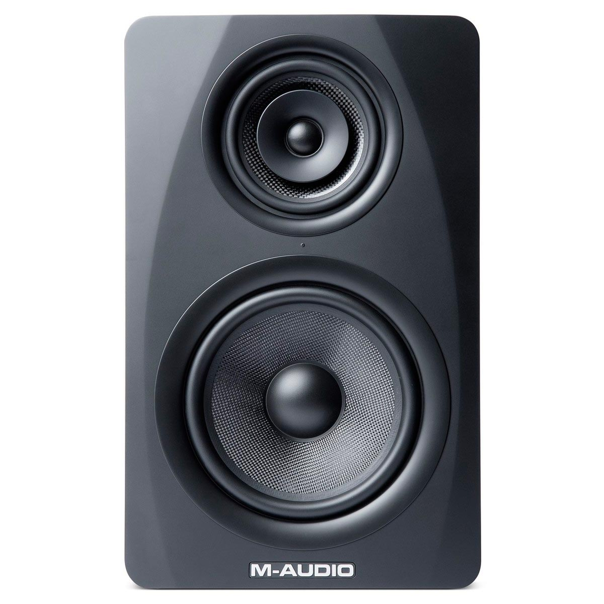 M-Audio M3-8 Black - Monitor de estudio activo de 3 vías
