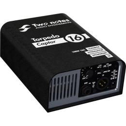 Two Notes Torpedo Captor 16 - Atenuador amplificador guitarra
