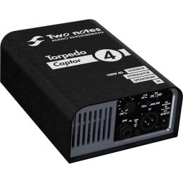 Two Notes Torpedo Captor 4 - Atenuador amplificador guitarra