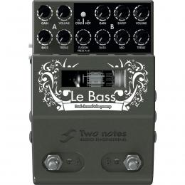 Two Notes Le Bass - Preamplificador para bajo