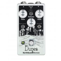 EarthQuaker Devices Dunes V2 - Pedal para guitarra overdrive