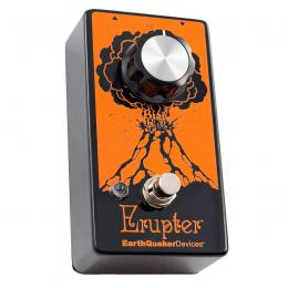 EarthQuaker Devices Erupter - Pedal para guitarra fuzz