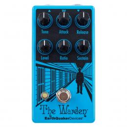 EarthQuaker Devices The Warden V2 - Pedal compresor