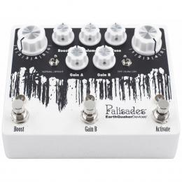 EarthQuaker Devices Palisades V2 - Pedal de guitarra overdrive analógico