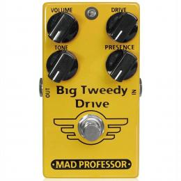 Mad Professor Big Tweedy Drive - Pedal distorsión guitarra
