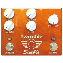 Mad Professor Twimble - Pedal overdrive guitarra