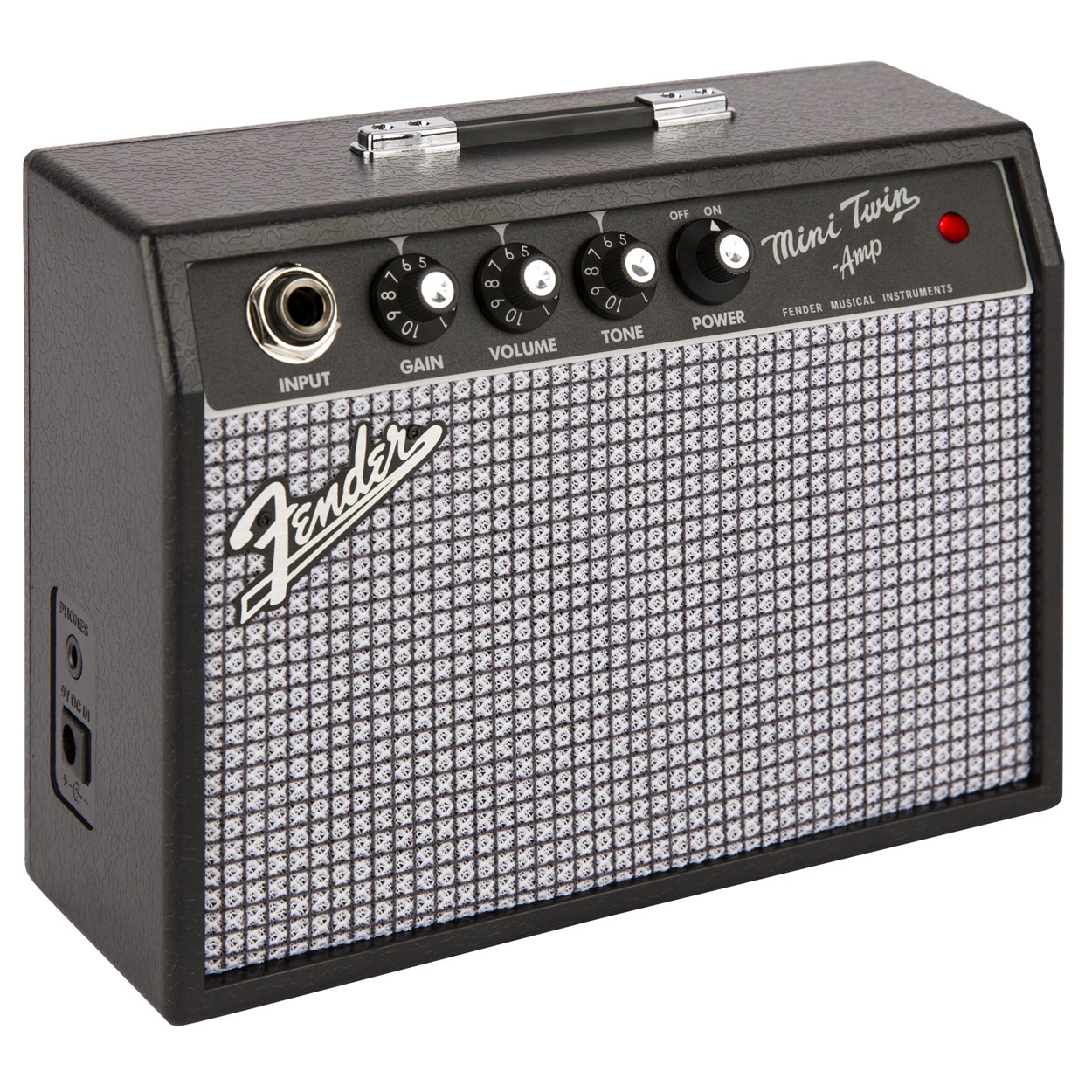 Fender Mini '65 Twin Amp - Amplificador mini guitarra