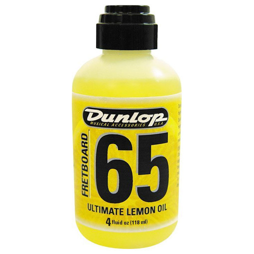 Dunlop 65 Ultimate Lemon Oil - Aceite de limón limpiador diapasones