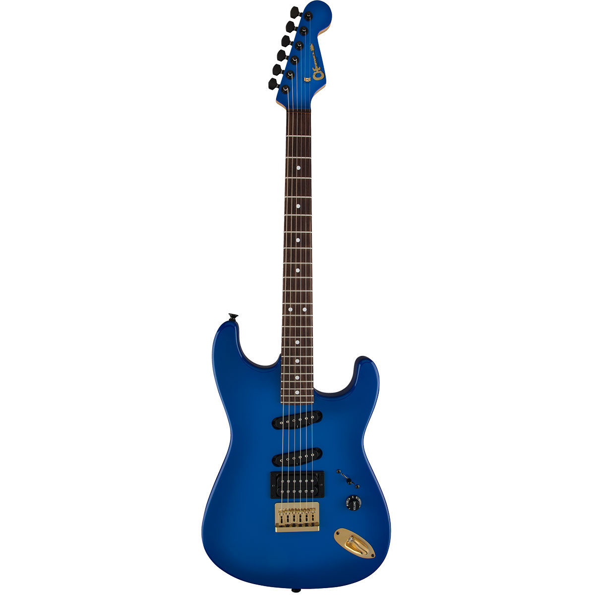 Charvel Jake E Lee USA Signature RW BLB - Guitarra eléctrica