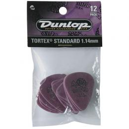 Dunlop Player Pack Tortex Standard 1,14mm - Pack púas
