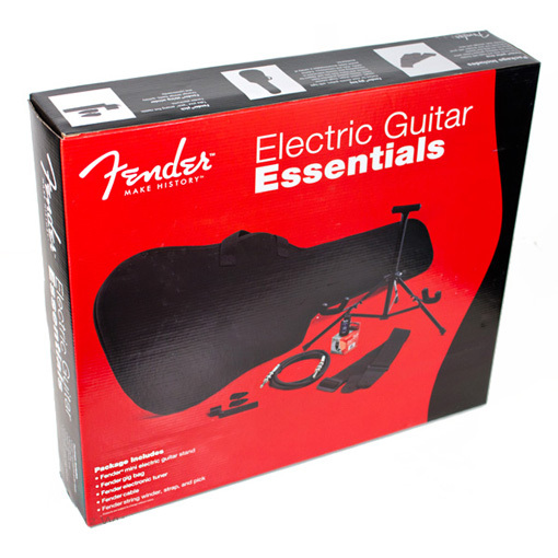 Fender Electric Guitar Essentials Pack