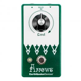 EarthQuaker Devices Arrows V2 - Pedal para guitarra booster analógico