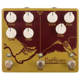 EarthQuaker Devices Hoof Reaper V2 - Pedal fuzz dual