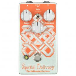EarthQuaker Devices Spatial Delivery V2 - Pedal auto wah