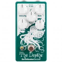 EarthQuaker Devices The Depths V2 - Pedal vibrato