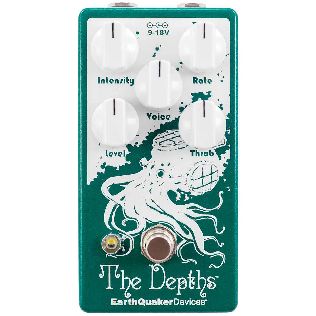 EarthQuaker Devices Westwood - Pedal overdrive
