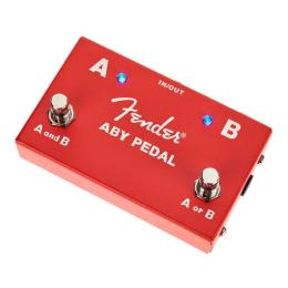 Fender ABY Footswitch - Pedal ABY guitarra eléctrica