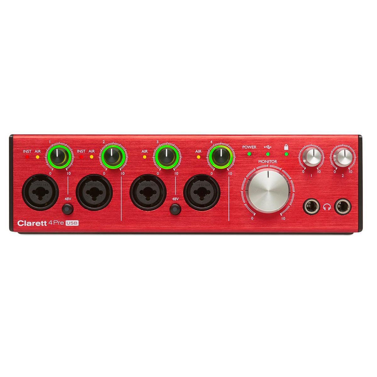 Focusrite Clarett 4 Pre USB - Interface audio USB