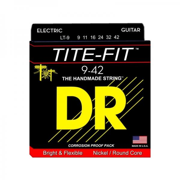 DR Strings LT-9 Tite-Fit