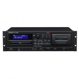 Tascam CD-A580 - Reproductor CD/Mp3 y cassete