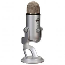 Blue Yeti Studio - Micrófono USB con interface de audio