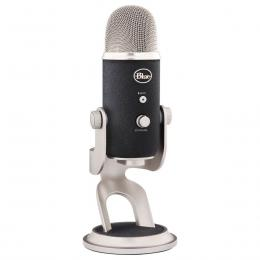 Blue Yeti Pro Studio - Micrófono USB con interface de audio
