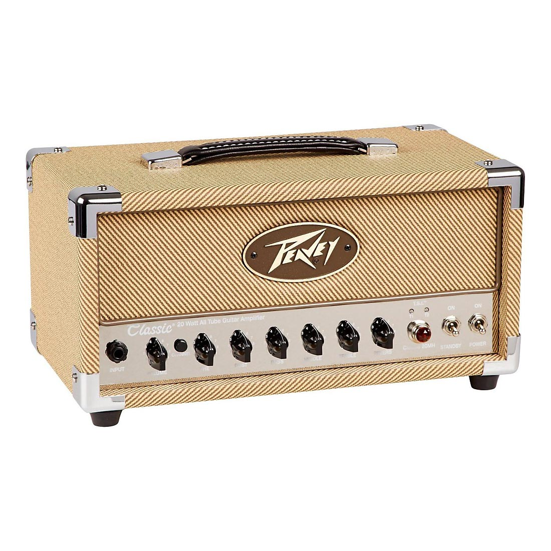 Peavey Classic 20 Mini Head - Cabezal válvulas mini guitarra