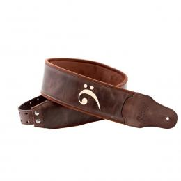 Righton Straps Bassman Fakey Brown - Correa artesana guitarra