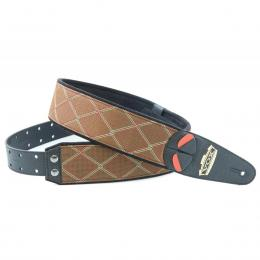 Righton Straps Mojo Vox Brown - Correa artesana guitarra