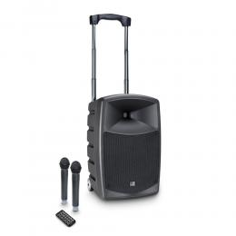 LD Systems Roadbuddy 10 HHD 2 B5 - Equipo portatil Bluetooth