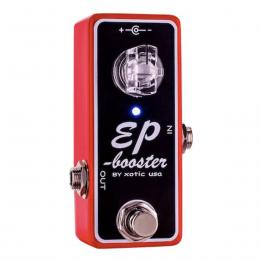 Xotic Effects EP Booster Red Edition Limited - Previo booster