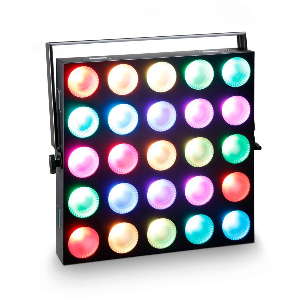 Cameo Matrix Panel 10W RGB - Panel de leds