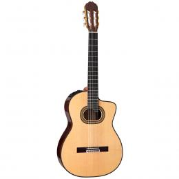 Takamine TH90 - Guitarra clásica electrificada